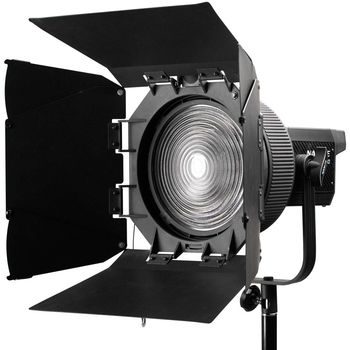 Rent Nanlite FL-20 Fresnel Lens and Barndoors for Forza 300 and 500