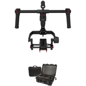 Rent DJI Ronin M w/ 1 Extra Battery and Hard Case