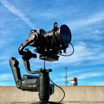 Rent Zhiyun Crane 3 Lab 3-axis Handheld Gimbal Max Payload up to 10 lb