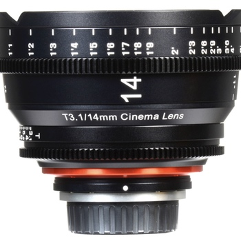 Rent Xeen 14mm T1.5 Lens