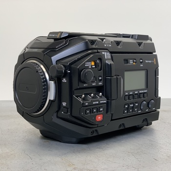 Rent Blackmagic URSA mini Pro 4.6K (EF or PL mount) Kit