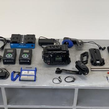 Rent Blackmagic URSA mini Pro 4.6K (EF or PL mount) Kit