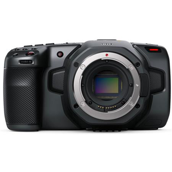 Rent Blackmagic Design Pocket Cinema Camera 6K (Canon EF)