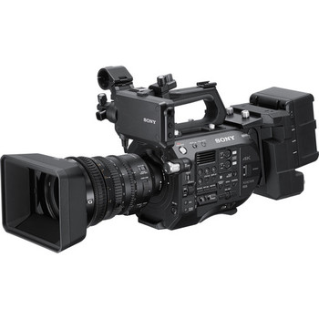 Rent Sony FS7MK2 w/ XDCA Expansion Module for Timecode & External Raw Recording