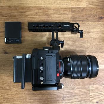 Rent Z-Cam E2 Basic Package