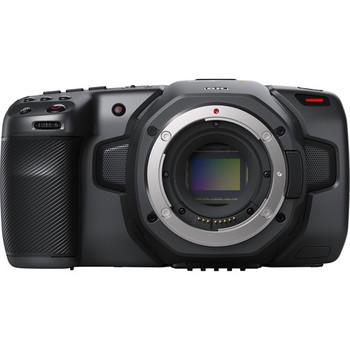Rent Blackmagic Design Pocket Cinema Camera 6K (Kit)