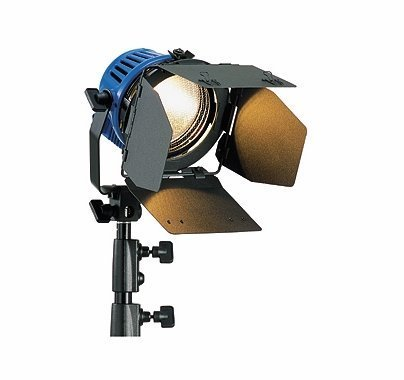 Arri arrilite 600w open face light fixture 571600 discontinued 15