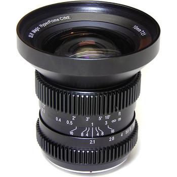 Rent SLR Magic 10mm T2.1 Hyperprime Cine Lens