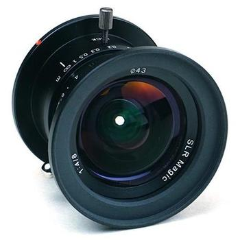 Rent SLR Magic 8mm f/4.0 Ultra Wide Angle Lens for Micro Four Thirds Cameras