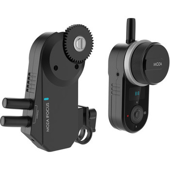 Rent Moza iFocus Wireless Lens Follow Focus System (Motor and Hand Unit)