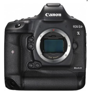 Rent Canon 1DX Mk II + Charger + 2 Batteries + Strap + Body Cap