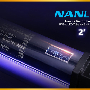 Rent Nanlite PavoTube 15C 2'