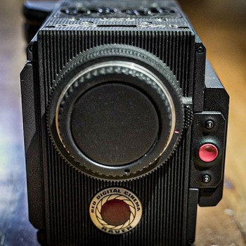 Rent RED Raven 4.5K Handheld kit