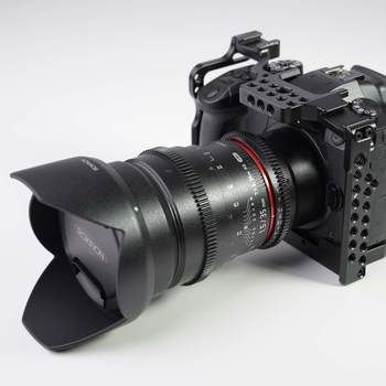 Rent GH5 Cinema Kit with lots of extras!