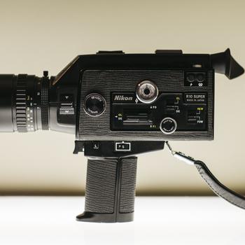 Rent Nikon R10 Super 8 Camera