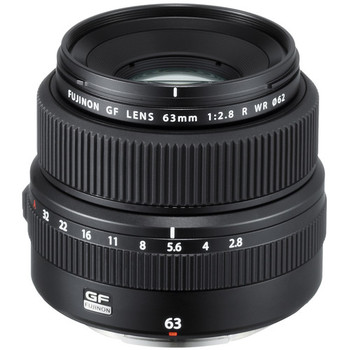 Rent FUJIFILM GF 63mm f/2.8 R WR Lens