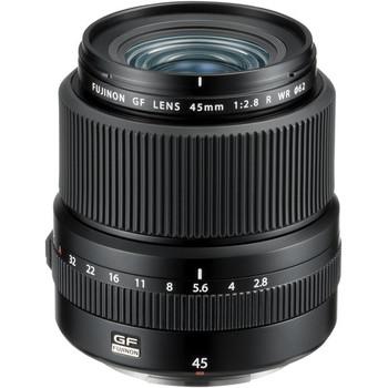 Rent FUJIFILM GF 45mm f/2.8 R WR Lens