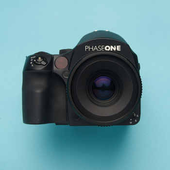 Rent Phase One IQ160 Kit with 80mm Lens - everything you need.
