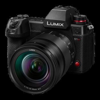 Rent Panasonic Lumix S1H with Lens - Full Frame 6K VariCam V-Log