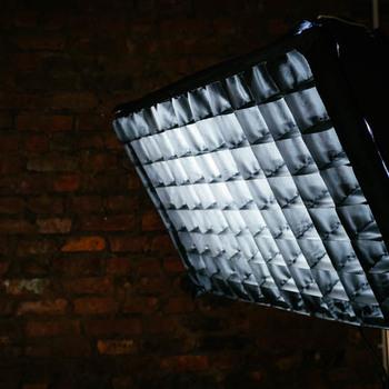 Rent Litepanels Astra 2 Light kit: 6x bi color astra & 4x, LARGE softbox with snapgrid,  & Anton Bauer Batts