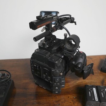 Rent Canon C200 Kit + Lens + Monitor + Cards // Ready to Shoot!