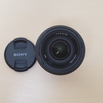 Rent Great wide angle lens for things like real estate and landscape