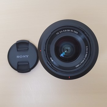 Rent Sony A7 III with 28-70mm
