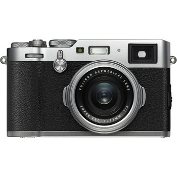 Rent Fujfilm X100F 24.3 MP Digital Camera w/ Battery, Charger, SD Card, and Strap