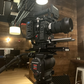 Rent RED Epic-W 8K Package w/ O'Connor 1030, Paralinx, and 702
