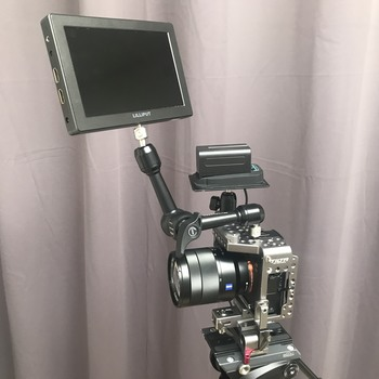 Rent Sony Alpha a7S II, Sony 24-70 f/4.0 zoom lens and Lilliput Monitor