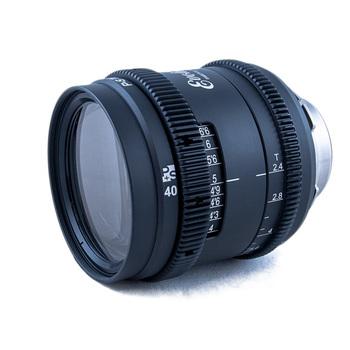 Rent Kowa Evolution 40mm T2.4 PL Anamorphic 2x