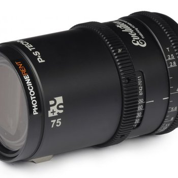 Rent Kowa Evolution 75mm T2.4 PL Anamorphic 2x