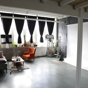 Rent Navy Yard Studio - Beautiful Light + Skyline Views
