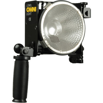 Rent Lowel Omni Light-Cord w/Switch, Barn Doors, Ext Bulb, Pole Attachment, Hard Case