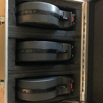 Rent 3 Magazine kit for Arri SR3 and SR3 Advanced cameras