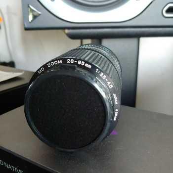 Rent Minolta 28-85mm f/3.5-4.5 MD Zoom Series