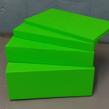 Rent ChromaKey Green Apple Box Family