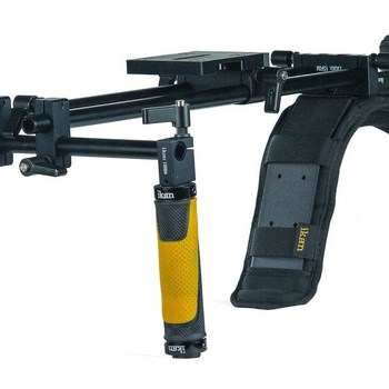 Rent Ikan Flyweight Camera Shoulder Rig  w/weights for Offset