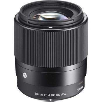 Rent Sigma 30mm f/1.4 DC DN Contemporary Lens for Sony E