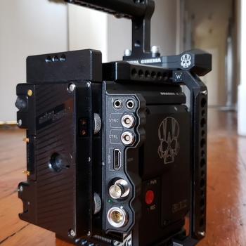 "Rent RED Raven 4.5K Kit Ready to Shoot. (2x Lenses OR 1x 5.5"" OLED Monitor)"