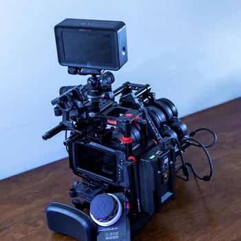 Rent Tilta Nucleus-M with 8 x 9800mAh batteries and hard case