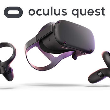 Rent Oculus Quest All-in-one VR Gaming Headset (2019)