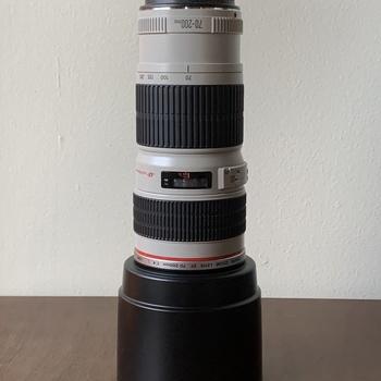 Rent Canon 70-200 f/4 L