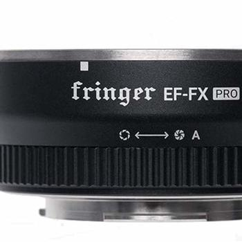 Rent FOTOMIX Fringer EF-FX PRO Auto Focus Mount Adapter - Canon EF to Fuji X