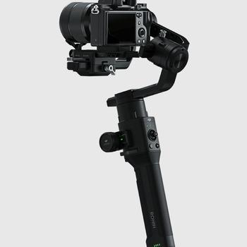 Rent A7S II + DJI Ronin S + Sony FE 24-70mm f/4