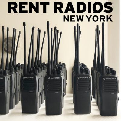 Rent radios nyc inventory