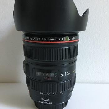 Rent EF 24–105mm f/4L IS II USM
