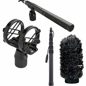 Rent Perfect Field Recording Kit (Wireless Lav, Shotgun, Boom Pole, Recorder/Mixer)