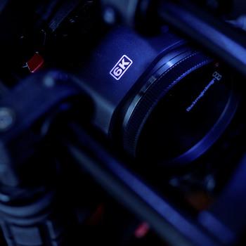Rent Blackmagic Pocket 6k RAW 4K ProRes Run and Gun Documentary Audio Package