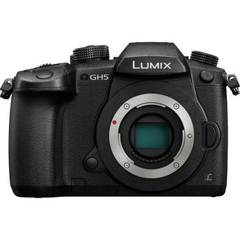 Rent Panasonic Lumix DC-GH5 Mirrorless Micro Four Thirds Digital Camera